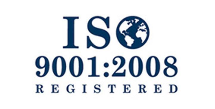 ISO 9001:2008 Belgesi